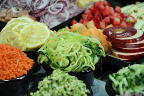 vegetables fruit eat