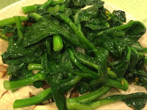 vegetables stir-fried vegetables