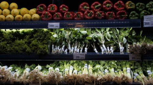 vegetables market delicious