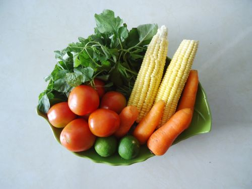 vegetables natural food healthy foods