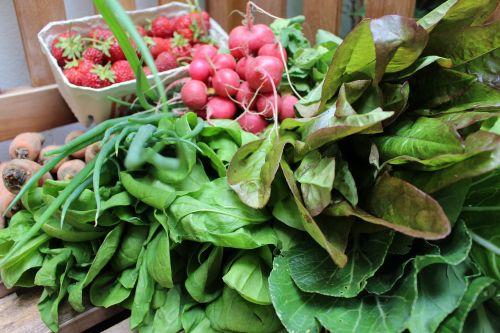 vegetables vegetable crate salad