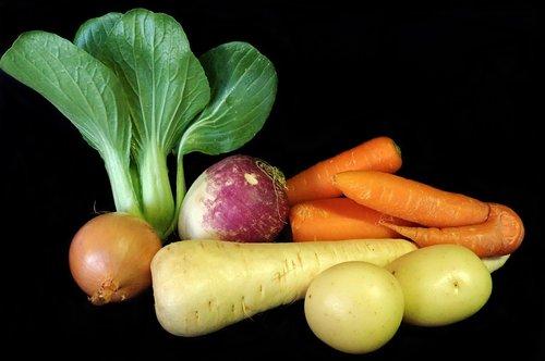 vegetables  parsnip  potatoes