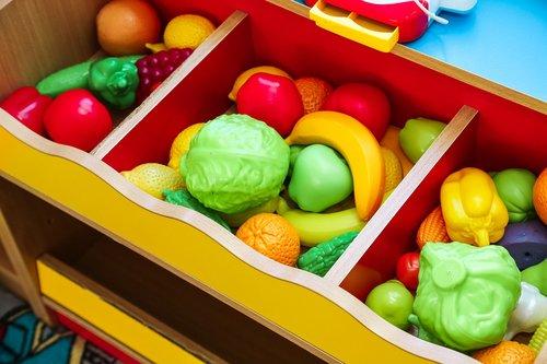 vegetables  fruit  artificial