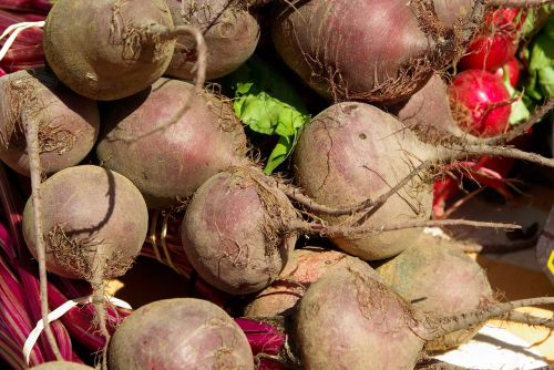 vegetables beets roots
