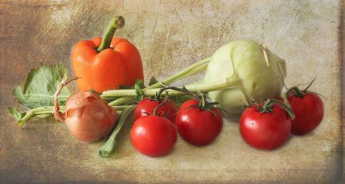 vegetables tomatoes food
