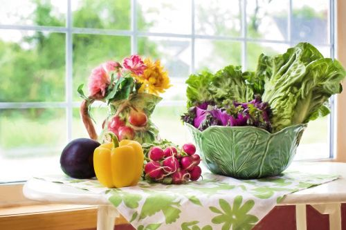 vegetables fresh veggies