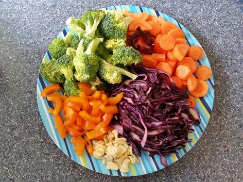 vegetables fresh stir fry