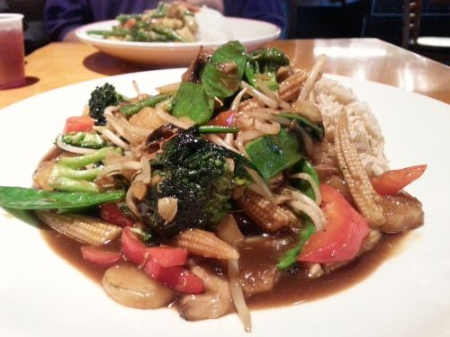 veggie vegetables stir fry