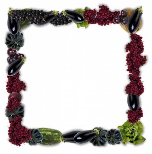 Veggie Frame 2