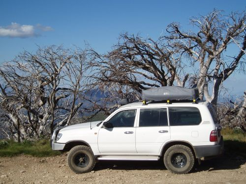 vehicle 4xwd victorian alps