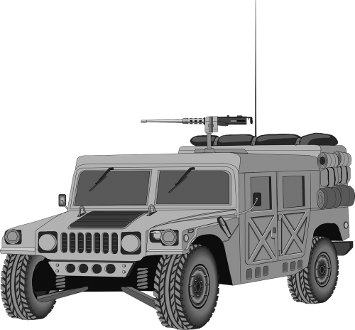 vehicle military hummer