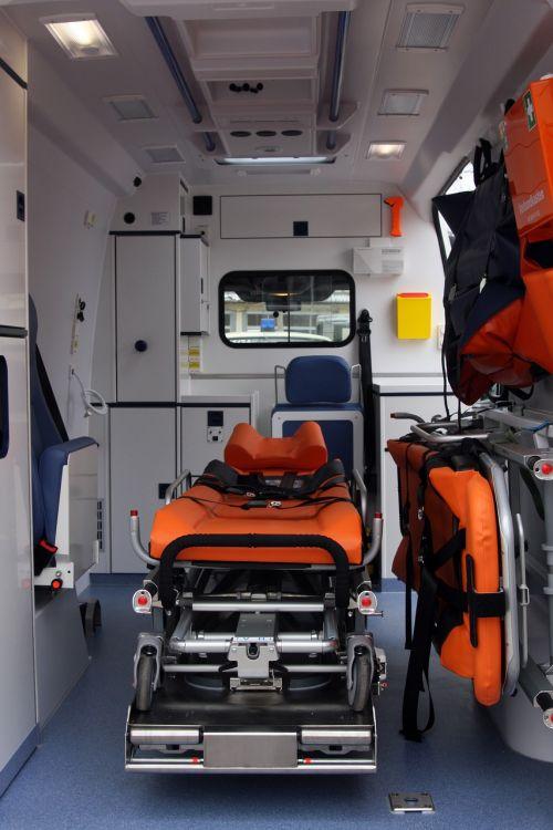 vehicle ambulance medical