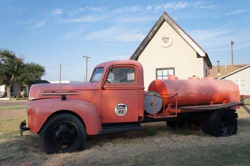vehicle truck fuel