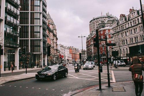 vehicle  london  united kingdom