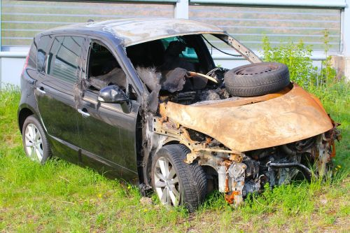 vehicle dare unfallwagen