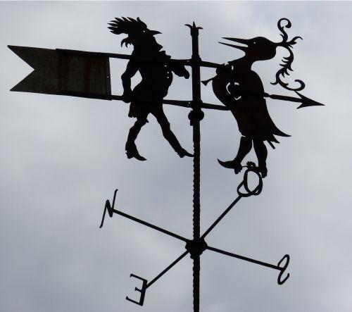 veleta winds cardinal points