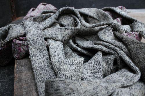 velvet scarves scarf iron gray