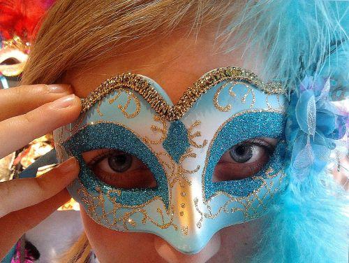 venetian mask carnival