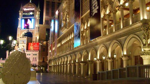 Venetian Casino, Las Vegas, NV USA