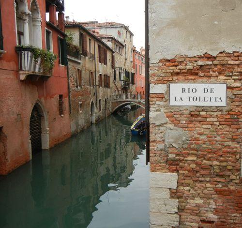 venezia venice channel