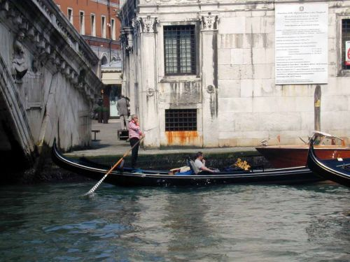 Venice And Channels 1