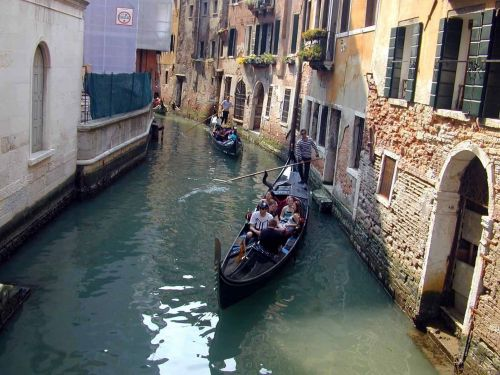 Venice And Channels 4