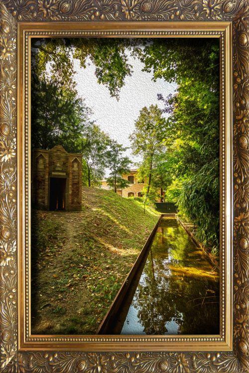 venezia town digital photography picture