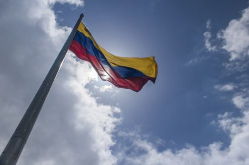 venezuela bandera flag