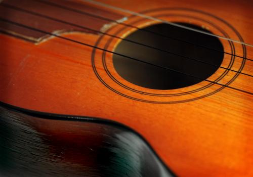 venezuelan cuatro guitar musical instrument