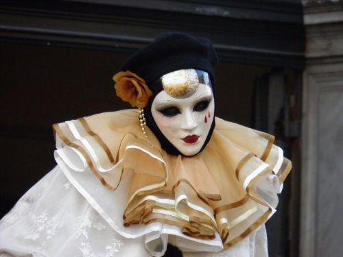 venice italy mask