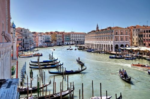 venice grand canal water
