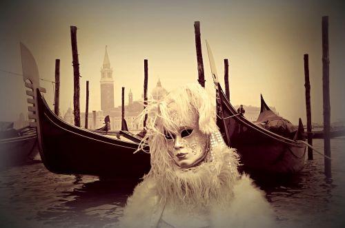 venice venice carnival mask