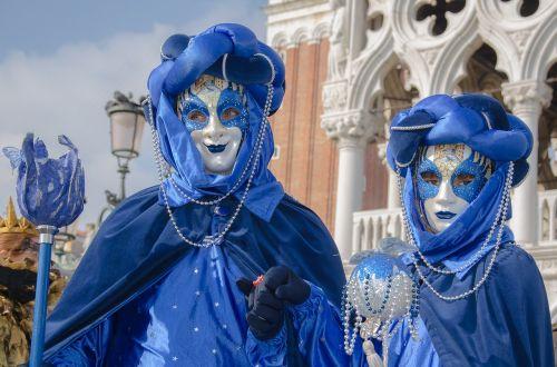 venice masks costume