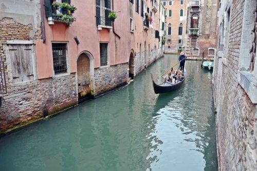venice gondola water