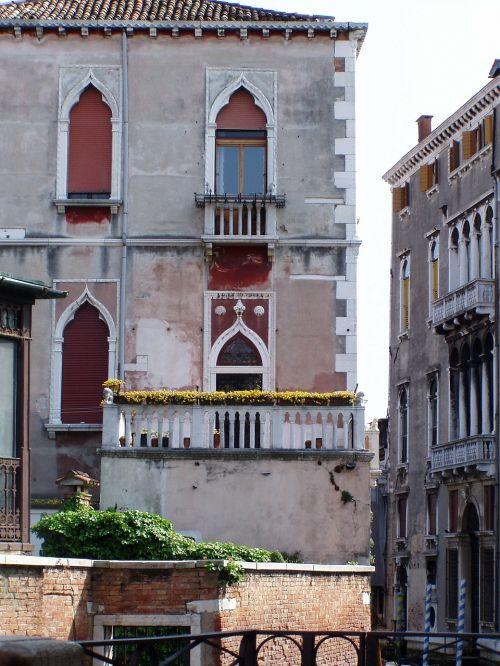 venice italy palazzo