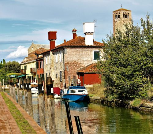 venice italy torcello
