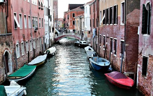 venice italy channel