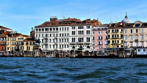 venice architecture buildings