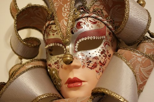 venice  mask  carnival