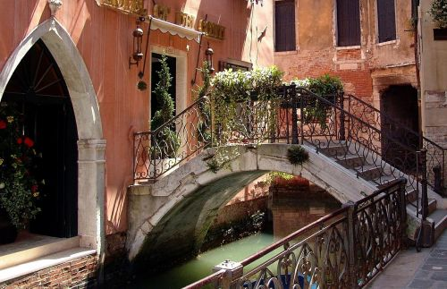 venice channel italy