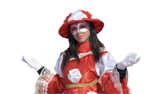 venice mask costume