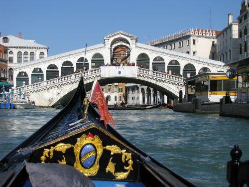 venice rialto bridge venezia