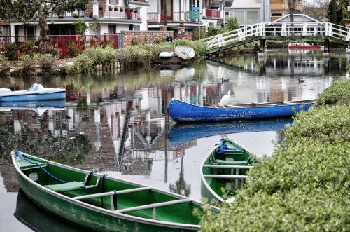 Venice California Canals
