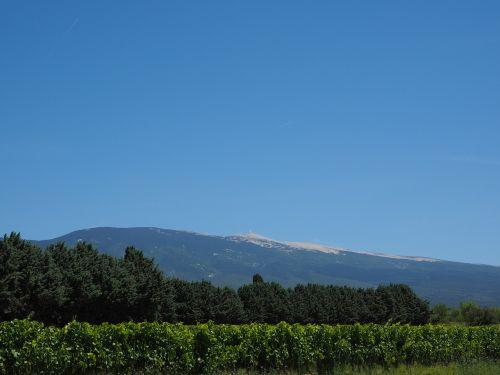 ventoux mountain provence