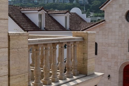 veranda roof greece forms