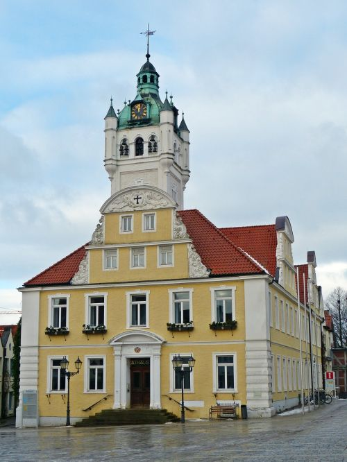 verden of all town hall downtown