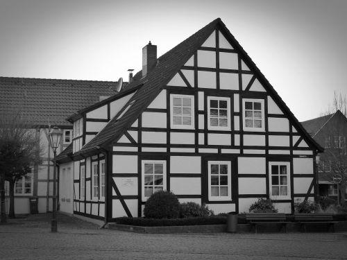 verden of all fachwerkhaus truss