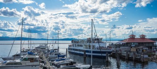 vermont lake champlain marina