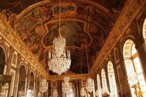 versailles castle king louis xiv