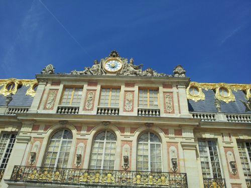 versailles castle sun king